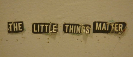 Image result for the little things